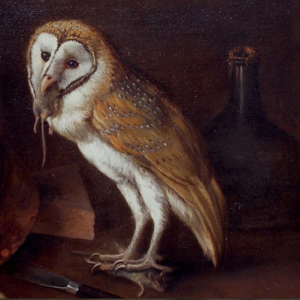 G. W. Sartorius - An Owl's Lunch