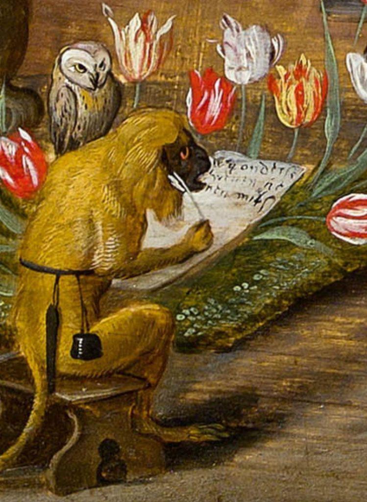 Jan Brueghel d. J. - Allegorie der Tulipomanie