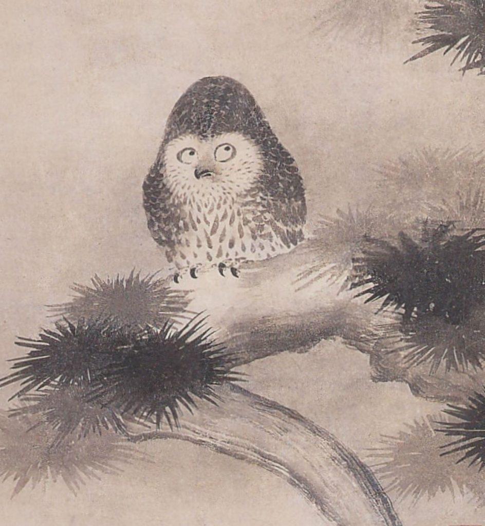 Kanō Sansetsu, 17.Jh.